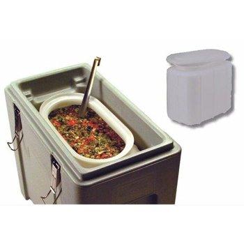 Inzetcontainer voor geïsoleerde container Soepen EY13