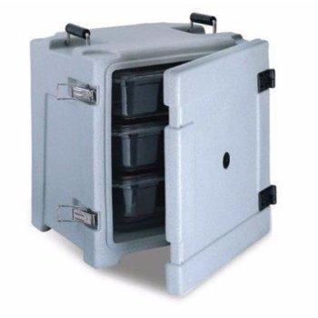 Geïsoleerde container | Front Load | Voedsel | 1/2GN | 6 geleiders | 30,5L