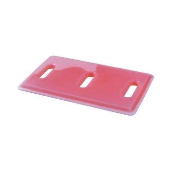 Koelplaat 1/1GN rood | 3 graden