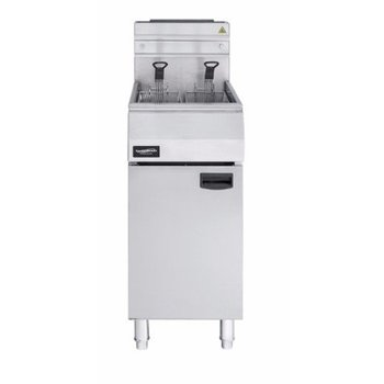 Gas friteuse - 21L