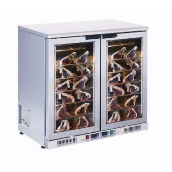 Dry age koelkast | 198L | (H)115x(B)102x(D)65