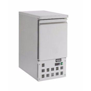 Koelwerkbank Compact Line | 1 deur | (H)87,5x(B)43,5x(D)70