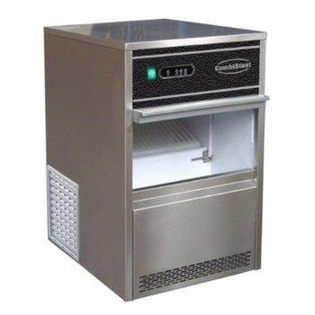 IJsblokjesmachine CS | holle ijsblokjes | 26kg/24u | 6kg bunker