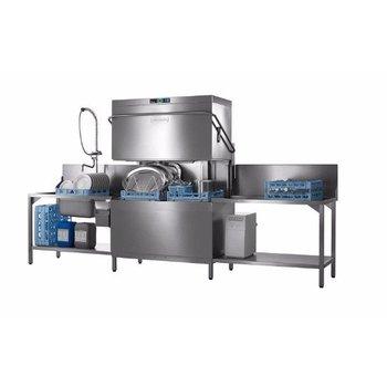 Doorschuifvaatwasser AUPT-10B | 2 rekken per wasbeurt (PREMAX)