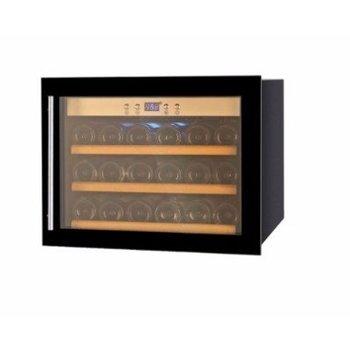 Wijnkoelkast Compact | 3 tot 22 graden | 18 flessen | (H)45,5x(B)59x(D)59,6