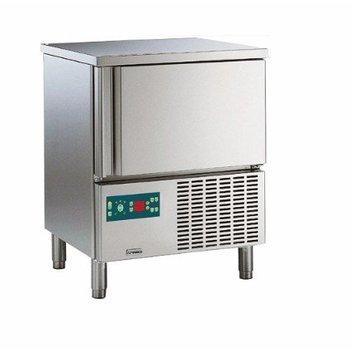 Shockvriezer SF 15-CW | 6x 1/1GN of 60x40cm | (H)97x(B)76x(D)76