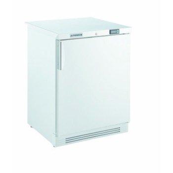 Vrieskast Alpeninox TK 160 W | wit staal | (H)82,5x(B)60x(D)63,7