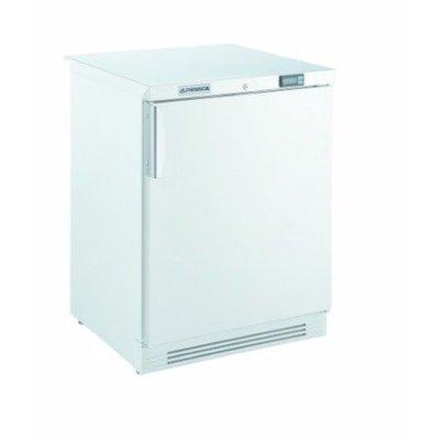 Vrieskast Alpeninox TK 160 W   wit staal   (H)82,5x(B)60x(D)63,7