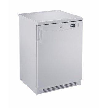 Koelkast Alpeninox | wit staal | dichte deur | (H)85x(B)60x(D)63,7