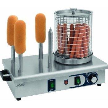 Hotdog en broodjes warmhouder - HW2