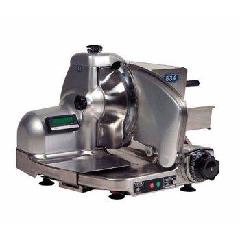 Vleessnijmachine DEKO 834 Combi Safe | Recht | Met weeg-unit | tot 14mm