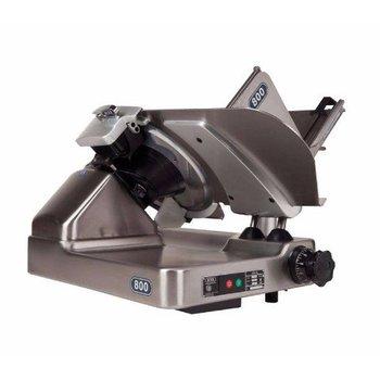 Vleessnijmachine DEKO 800 SL | Schuin | Met vergrote vleestafel | tot 32mm