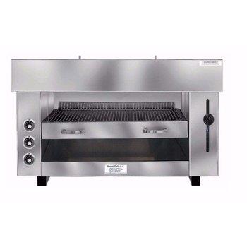 Pita en kapsalon grill oven | Elektra | 3 elementen | (H)60x(B)96x(D)43
