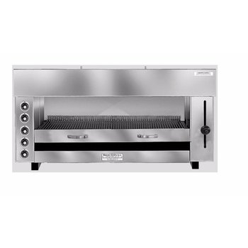 Pita en kapsalon grill oven | Elektra | 5 elementen | (H)60x(B)129x(D)43