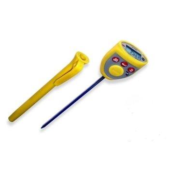 Horeca thermometer | aflezen bovenkant | -40° tot +232° | voeler 121mm