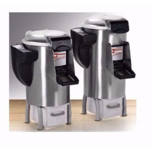 Diamond Aardappelschilmachine - 10kg inhoud - 300kg/u