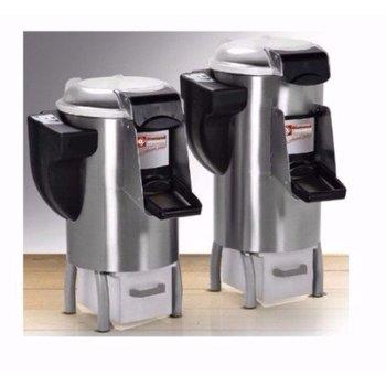 Elektrische mosselen wasapparaat - 10kg inhoud - 150kg/u