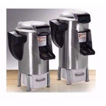Elektrische mosselen wasapparaat - 18kg inhoud - 250kg/u