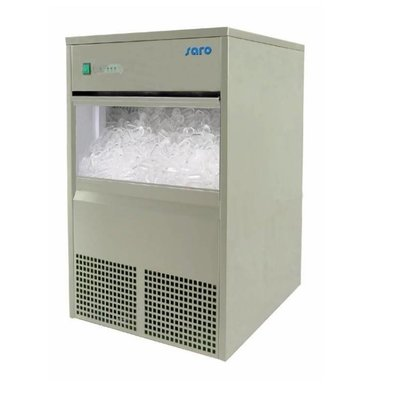 IJsblokjesmachine EB40 | holle ijsblokjes | 40kg/24u | 10kg bunker