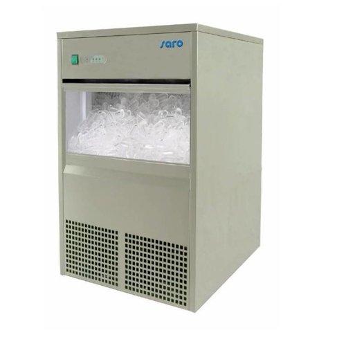 Saro IJsblokjesmachine EB40 | holle ijsblokjes | 40kg/24u | 10kg bunker