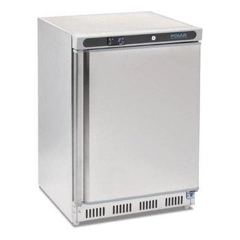 Tafelmodel koeling RVS | 150L | (H)85,5x(B)60x(D)58,5