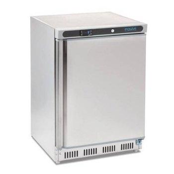 Tafelmodel vriezer RVS | 140L | (H)85x(B)60x(D)60