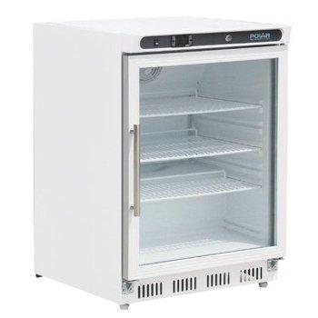 Koelkast glazen display deur | 150L | (H)85x(B)60x(D)60