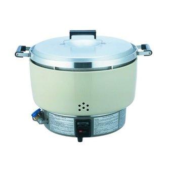 Rijstkoker op Gas - 10kg rijst - 23L inhoud