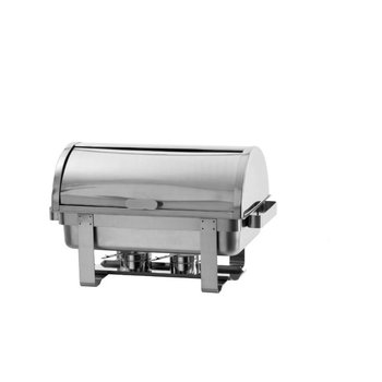 Rolltop chafing dish 1/1GN - Rental
