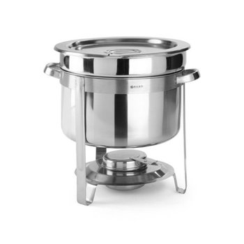 Soep chafing dish rond - Economic