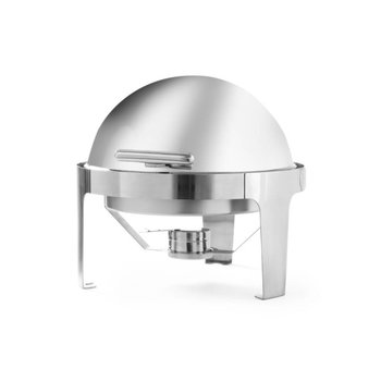 Roltop chafing dish rond - Elegant