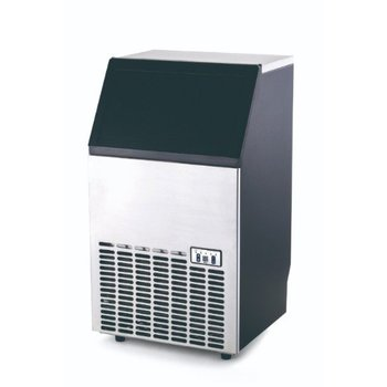 IJsblokjesmachine Hendi | volle ijsblokjes | 35kg/24u | 15kg bunker