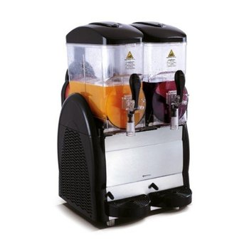 Slush puppy machine - 2x 12L