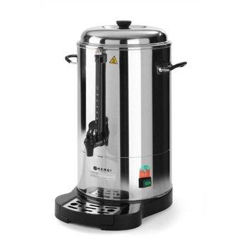 Koffie percolator - RVS filter - dubbelwandig - 10L