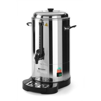Koffie percolator - RVS filter - dubbelwandig - 15L