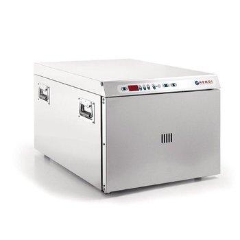 Lage temperatuur oven - 3x 1/1GN of 60x40cm