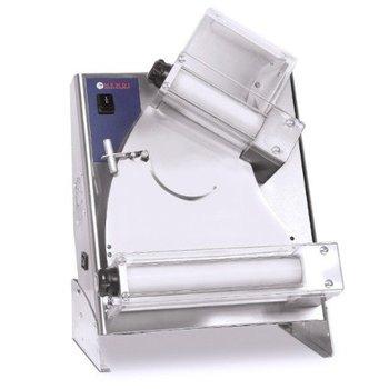 Elektrische deegroller machine - 14 tot 30cm deeg