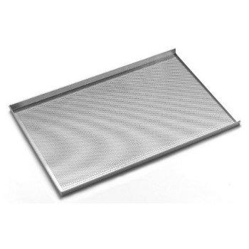 Aluminium tray geperforeerd - 60x40cm