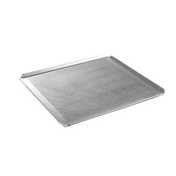 Aluminium tray - geperforeerd - 2/3GN