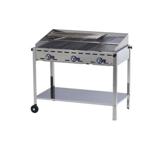 Barbecue Green Fire Hendi kopen? | Hendi 149591 HorecaRama