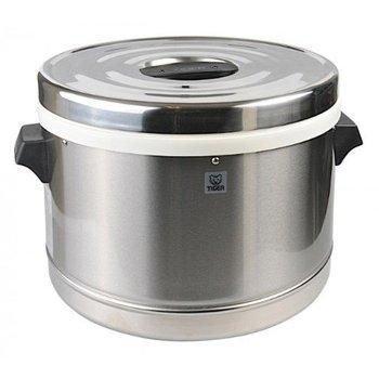 Thermische rijstwarmhouder RVS - 6kg rijst - 14,5L inhoud - tot 6 uur warm