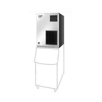 IJsblokjesmachine Nugget ijs - FM-300AKE-HCN-SB -250kg/24u - luchtgekoeld