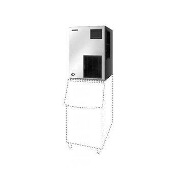 IJsblokjesmachine Schilfer ijs - FM-600AWKE-SB - 500kg/24u - watergekoeld