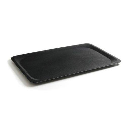 Antislip dienblad rechthoekig - 53x37cm