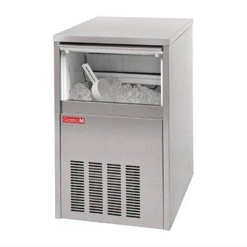 IJsblokjesmachine Gastro M | holle ijsblokjes | 28kg/24u | 12kg bunker