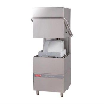 Doorschuifvaatwasser Maestro - compleet met afvoerpomp en zeepdispenser