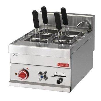 Pastakookapparaat Gastro M 650 | 20 liter | ruimte voor 4 mandjes | (H)28x(B)40x(D)65