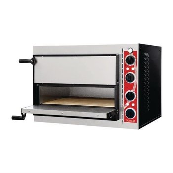 Pizza oven compact | 2x 1 pizza