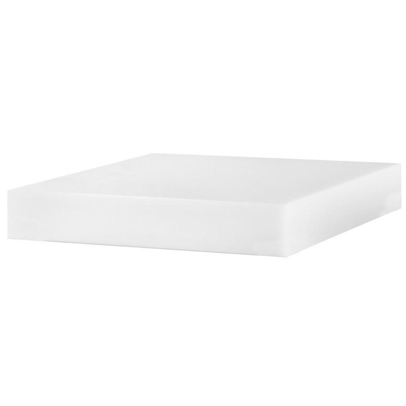 Hakblok polyethyleen - 500x400x80