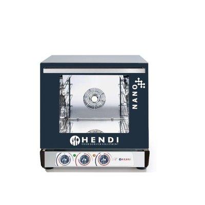 Heteluchtoven Multi-functioneel | Nano | Met luchtbevochtiger | 4x 450x340mm trays